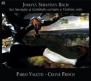 J. S. Bach: Sei suonate à Cembalo certato è violino solo