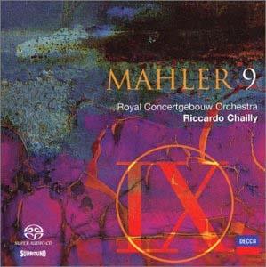 Mahler/Chailly: Brumes persistantes sur la IXe Symphonie