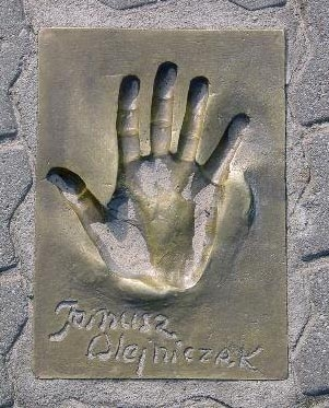 Janusz Olejniczak Chopin de La Note Bleue