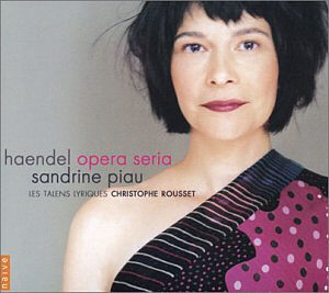 Sandrine Piau interprète Haendel