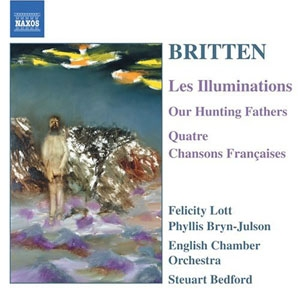 Benjamin Britten, Songs avec orchestre