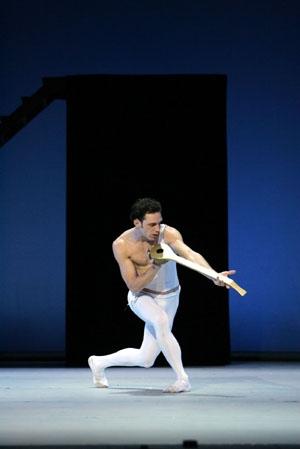 Trois visages de Balanchine