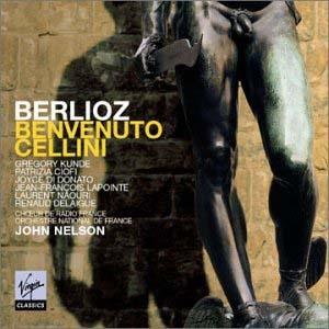 Benvenuto Cellini. Des voix d'airain pour un opéra de feu.
