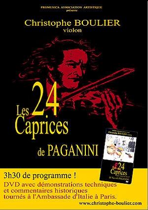 24 Caprices de Paganini