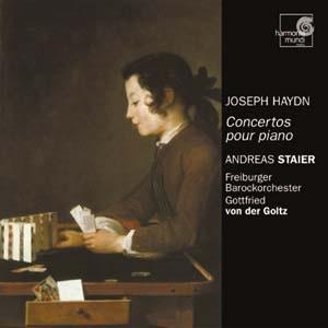 Haydn: Concertos pour pianoforte