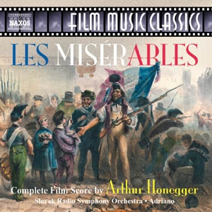 Arthur Honegger : Les Misérables