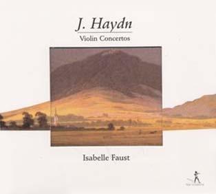 Concerti pour violon de Haydn par Isabelle Faust
