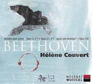 Hélène Couvert Libre improvisation