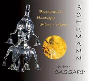 Le Schumann révélé de Philippe Cassard