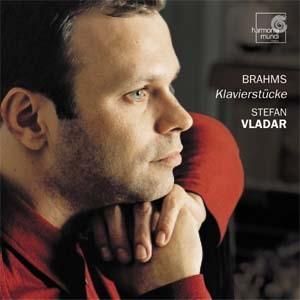 Brahms, Klavierstücke: au plaisir de Vladar