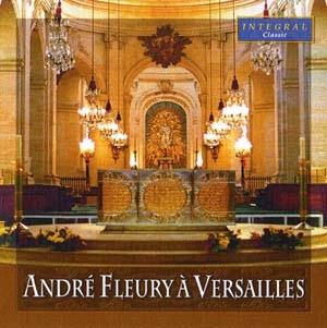 André Fleury à Versailles
