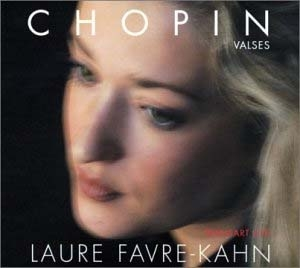 Laure Favre-Kahn: Une grande cantatrice du piano