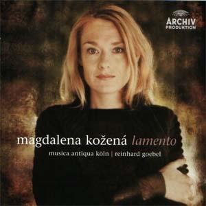Magdalena Kožená: Lamento?