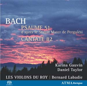 Psaume 51 de J.S Bach sous l'effet surround
