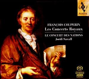 Couperin, les Concerts Royaux de Jordi Savall