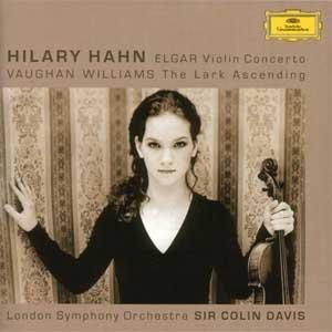 Hilary Hahn, L'envol britannique concertant