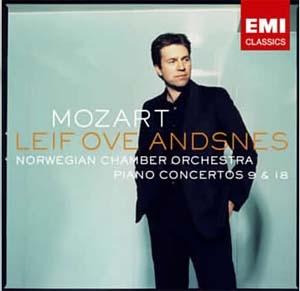Mozart pile à l'heure: Andsnes joue Mozart