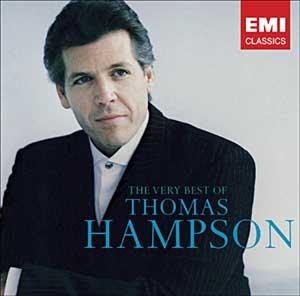 Thomas Hampson:  Very, very best of …