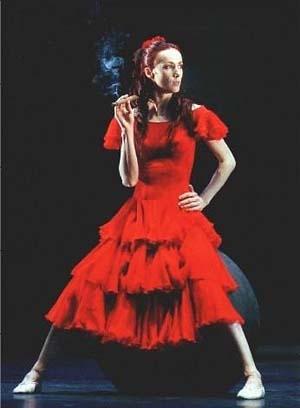 Sylvie Guillem est Carmen