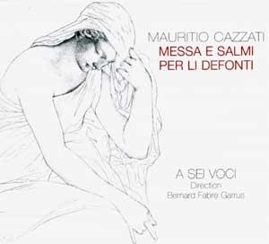 Cazzati, Requiem et Psaumes
