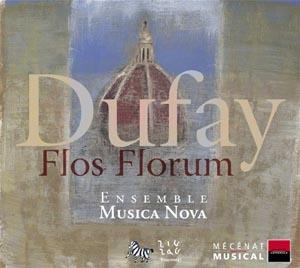 Guillaume Dufay, fleur du pays toscan