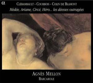 Agnès Mellon et les Déesses outragées