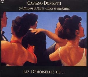 Une heure de charmant hédonisme: Donizetti, un italien à Paris