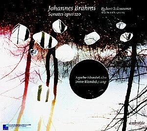 Sonates pour Alto par Agathe et Irène Blondel