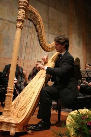 La harpe réhabilitée