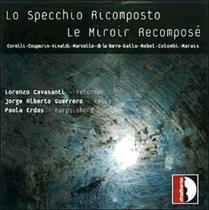 Le Miroir Recomposé de 3 musiciens baroques