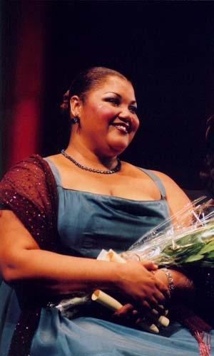 Measha Brueggergosman: concert bancal