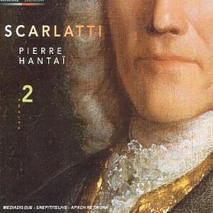 Scarlatti, sonates pour clavecin, vol 2