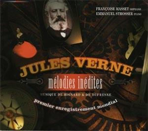 Mélodies inédites de Jules Verne 1ere mondiale