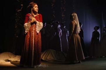 Le madrigal monteverdien aux rives de la fière Albion.
