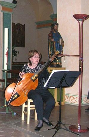 L'alliage doux de la viole et de l'orgue