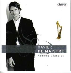 Xavier de Maistre: la harpe symphonique