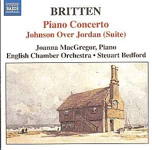 Benjamin Britten: Concerto pour piano