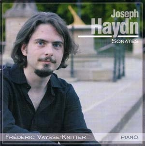 Joseph Haydn par Frédéric Vaysse-Knitter