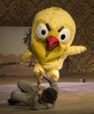 Le retour du poussin jaune