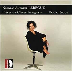 Nicolas Antoine Lebègue par Paola Erdas, De la Gravité dans la musique française