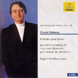 Evgeni Koroliov, du Debussy  monacal
