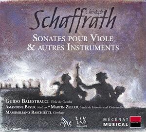 Christoph Schaffrath Musik « Unter den Linden »