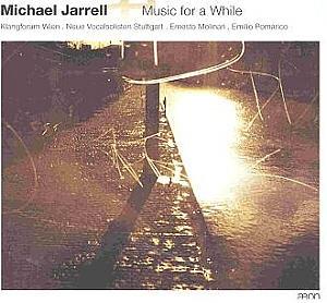 Michael Jarrell - Regarde la lumière et cligne des yeux…