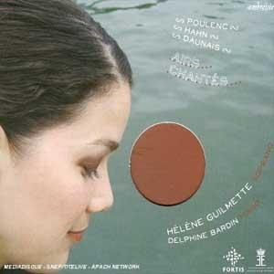 Hélène Guilmette, les couleurs de l'amour.