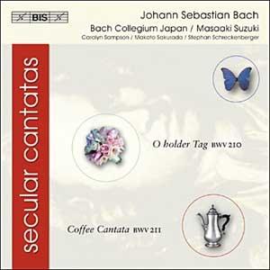 Bach compositeur d'opéra! Cantates profanes