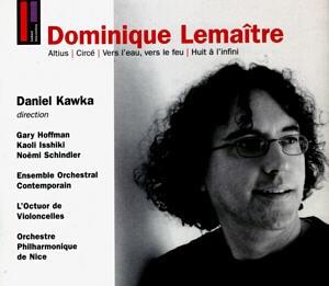 La poétique musicale de Dominique Lemaître