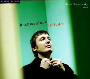 Berezovsky ou l'âme russe de Rachmaninov