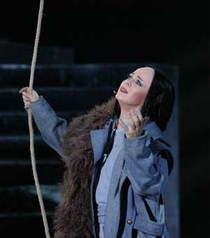 Flamboiements niçois d'une Turandot sonorisée