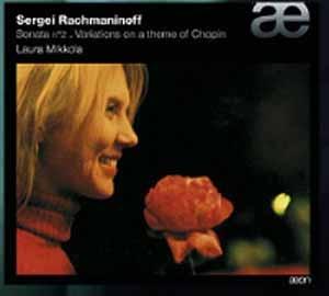 Laura Mikkola interprète Rachmaninov
