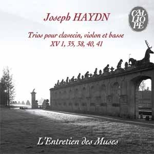 L'Entretien des Muses, Trio en parfait équilibre pour Haydn